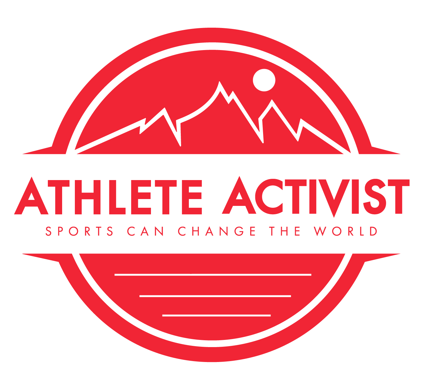 Athlete Activist logo